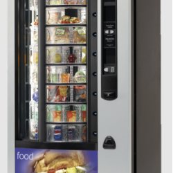 Crane Shopper 2 Fresh Food Machine