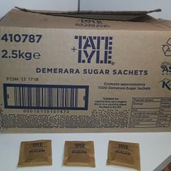 Sugar sachets - demerera