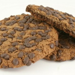 Double chocolate chip giant cookie (40s)