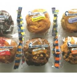 Mixed box of muffins