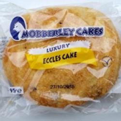 Luxury eccles cake
