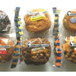 Mixed box of monster muffin
