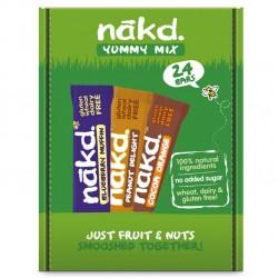 Nakd Yummy Mix 16-pack